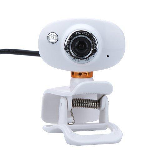Webcam - TOOGOO(R)USB 2.0 50.0m HD Webcam Camara con microfono para PC
