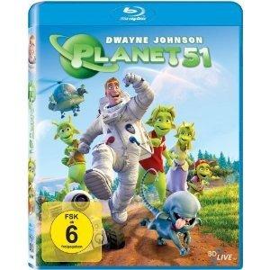 Preisvergleich Produktbild Planet 51 - Blu-ray Disc