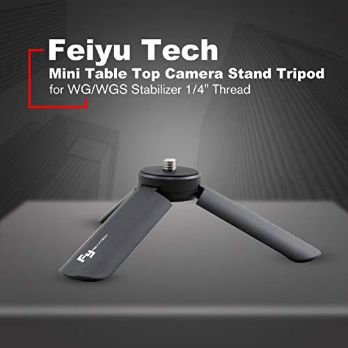 Lorenlli Fit FeiyuTech Mini Fotografie Tischplatte Halterung Kamera Stativ Fit Für FeiyuTech WG/WGS...