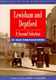 Front cover for the book Lewisham and Deptford A Second Selection by John Coulter