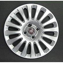 Otras Marcas Fiat Grande Punto – Punto EVO 2009 > Juego de 4 tapacubos específicos de