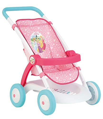 Smoby - 254002 - Disney Princesses - Poussette pour Poupo