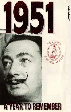 Preisvergleich Produktbild Elo - Year to Remember 1951 [VHS]