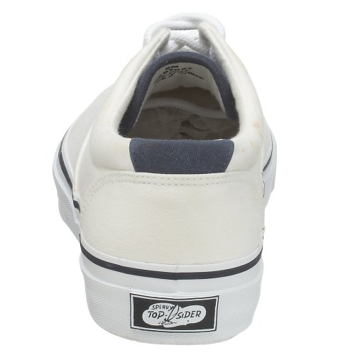 Sperry Striper, Herren Bootsschuh White