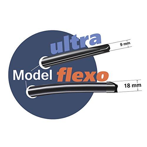 U-650/350 mm (F8) HYBROX ULTRA FRONT Scheibenwischer Satz für KIA Venga (YN) / Baujahr: 2010/02 bis heute - 3