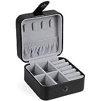 Segbeauty/® Clair Organisateur de Bijoux 28 Compartiments avec Couvercles S/écuris/és Amovible Minuscule Bo/îtes /à Bijoux Perle Container pour Accessoires de Fabrication Artisanale