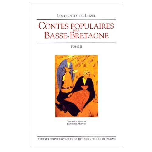Contes populaires de Basse-Bretagne, tome 2