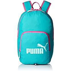 Puma Puma Phase Backpack 21 Ltrs Turquoise Casual Backpack (7358916)