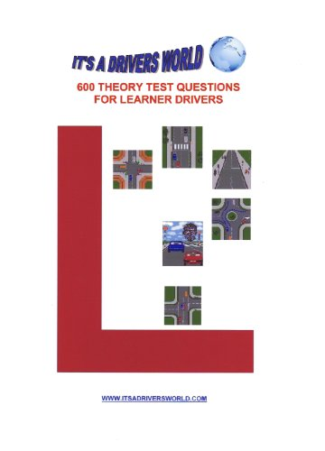 600 THEORY TEST QUESTIONS FOR LEARNER DRIVERS eBook: JAMES