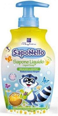 Saponello Sapone Liquido 300 Delicato