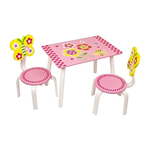 Small Foot Company - 5370 - Ameublement Et Décoration - Ensemble Table - Léonore