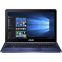 ASUS E200HA-FD0004TS - Ordenador portátil (x5-Z8300, Touchpad, Windows 10 Home, 64 bits, Intel® Atom™, IEEE 802.11ac, 1.44GHz x5-Z8300 11.6, teclado QWERTZ