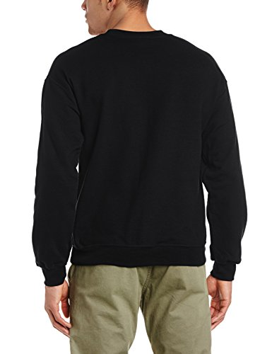 Marvel Herren Sweatshirt Rot - Red (Navy)