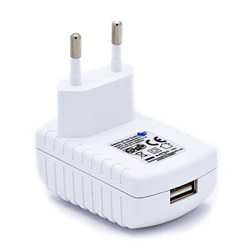 Europa-Wand-Aufladeeinheit, 2A 5V Universal-USB-europäische Spielraum-Aufladeeinheits-Energien-Adapter-Aufladungsstecker für iPhone 7/6 / 5S, Ipad, Samsung-Galaxie S8 Plus S7 / S6 Edge, HTC, LG, Überw