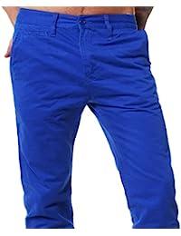 Redbridge Chino Hose MELLOW royal blau RB-169