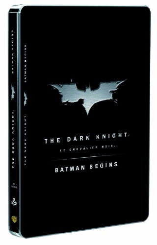 Batman Nolan - 2 DVD