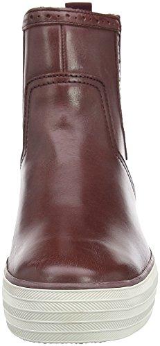 Keds Wh557, Bottes Chelsea Femme Rouge (Burgundy)