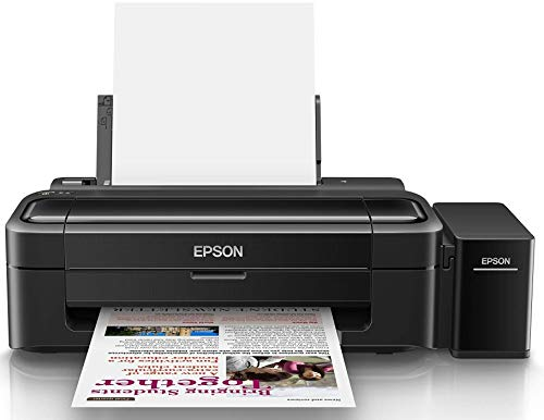 8. Epson L130 Single-Function 5760 x 1440 Ink Tank Printer