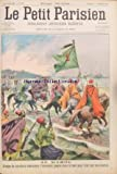 Telecharger Livres PETIT PARISIEN ILLUSTRE LE No 969 du 01 09 1907 1 AU MAROC GROUPE DE CAVALIERS MAROCAINS S AVANCANT JUSQUE DANS LA MER POUR TIRER SUR NOS NAVIRES 2 GRACIEUSE COUTUME MAROCAINE JEUNES FILLES INTERROGEANT L AVENIR A L AIDE DE CERFS VOLANTS (PDF,EPUB,MOBI) gratuits en Francaise
