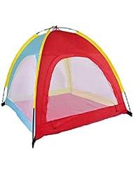 LD-Kids Indoor / Outdoor Play Fairy princesse Castle Tent, portables Fun Perfect grands jouets Playhouse pour les filles / enfants / tout-petits Gift Room