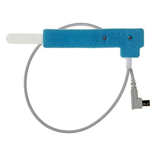 Externer Fingersensor mit Klett für Kinder und Erwachsene geeignet für PO-400 und PO-600