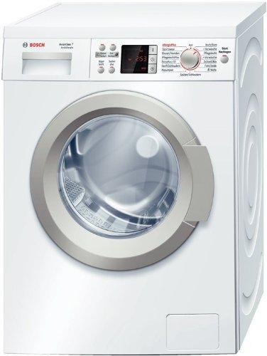 Bosch WAQ284A1 Waschmaschine Frontlader Avantixx 7 / A+++ / 1400 UpM / 7 kg / 1.05 kWh/Weiß /...