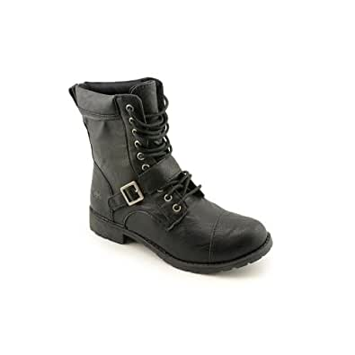 Rocket Dog Birmingham Denver Boots Black 8 UK