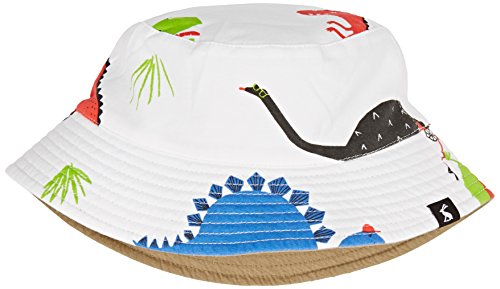 Joules Baby Brit, Sombrero para Bebés, Off-White (Chalk Dino), L