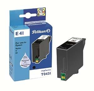Pelikan E41  Cartouche compatible pour Epson T0431 29ml Noir