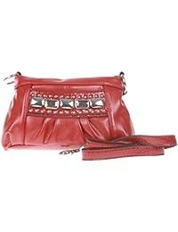 Bolso Kathy Van Zeeland U Mujer Rojo H53505 RED BRICK
