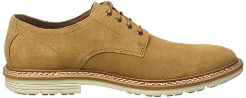Timberland Naples Trail Oxfordrubber Suede, Oxford Homme Marron (Rubber Suede)