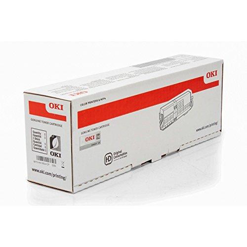 Preisvergleich Produktbild Original Toner passend für OKI C 532 DN OKI 46490607 - Premium Drucker-Kartusche - Cyan - 6.000 Seiten