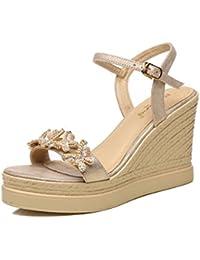 Chanclas Y Mariposas 35 es Zapatos Para Amazon Sandalias aqX1xC