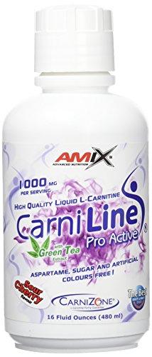 Amix 8594159532670 - Carniline Pro Active Quemador de Grasa