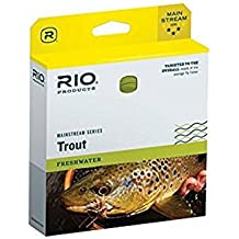 Rio Mainstream Trout Fly Line WF5F, coda di topo galleggiante di alta qualità
