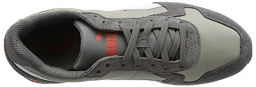 Puma St Runner Nl, Baskets Basses Mixte Adulte Gris (Limestone Gray/White)