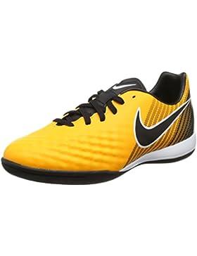 Nike Unisex-Kinder Jr. Magistax Onda Ii Ic Fußballschuhe
