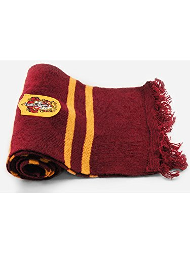 Cinereplicas 3760166560004 - Sciarpa Gryffindor Harry Potter