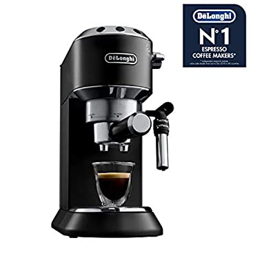 De'Longhi Dedica Style Traditional Pump Espresso Machine
