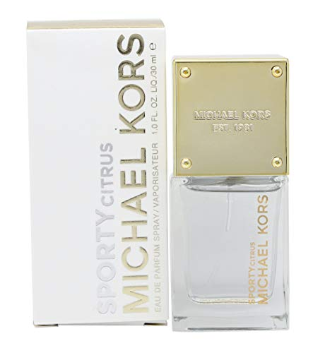 Michael Kors Sporty Citrus Eau de Parfum Spray, 1er Pack (1 x 30 ml)