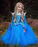 Mädchen Prinzessin Kostüm Eiskönigin Kleid fü...Vergleich