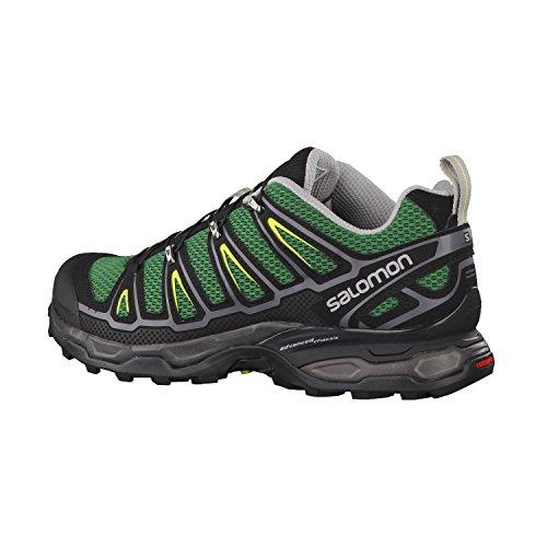 Salomon X Ultra 2, Chaussures de Randonnée Homme Black