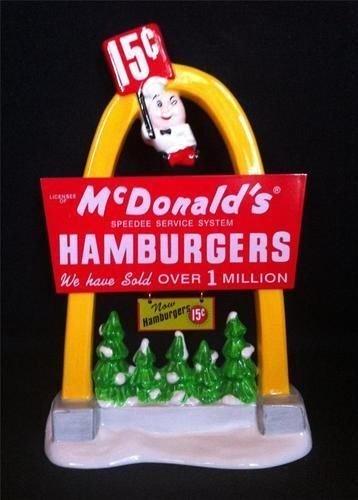 McDonald's® ? lumineux la nuit