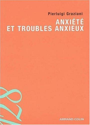 Anxit et troubles anxieux