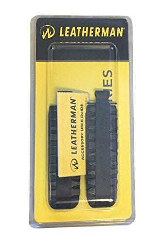 Preisvergleich Produktbild Leatherman Bit Kit und abnehmbarer Taschen-Clip/Schnellverschluss