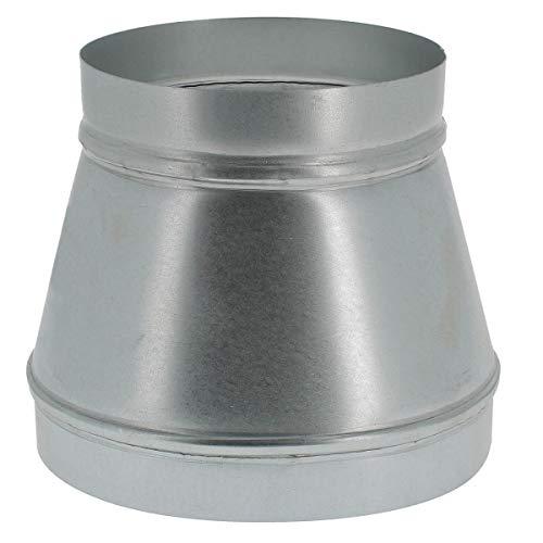 FLORATECK - Réduction métal - Ø 200/150 mm