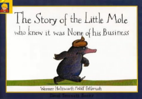 The Story of the Little Mole Who Knew it Was None of His Business, Mini Edition
