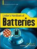Lindens Handbook of Batteries, 4/e (SET 2)