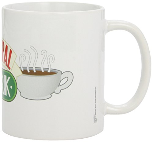 Click for larger image of Friends 1-Piece Ceramic Central Perk Mug