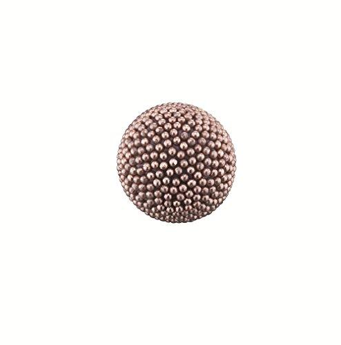 Engelsrufer Damen-Bead-Zwischenelement Klangkugel Perle braun - ERS-BRO-M
